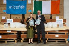 Ireland and UNICEF respond to Ethiopia drought emergency (UNICEF Ethiopia) Tags: irish aid wash drought partnerships collaborationandpartnership