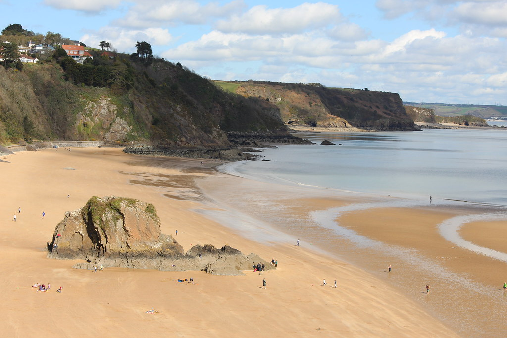 Wales - Tenby and the southern coast
