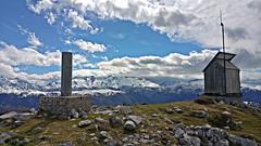 Pico Turbina. (Ibxn91) Tags: ruta asturias montaa llanes cima turbina picosdeeuropa mojon sierradecuera