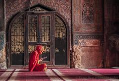 Wazir Khan Mosque, Lahore, Punjab, Pakistan (Feng Wei Photography) Tags: travel pakistan tourism beautiful horizontal architecture ancient asia islam landmark mosque pk punjab lahore islamic traveldestinations colorimage islamicculture mughalarchitecture wazirkhanmosque indiansubcontinent geo:locality=lahore