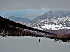 Scialpinismo Majella - Rava dei Ferrari