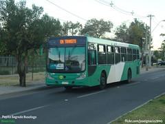 U3  Buses Vule. (PSB// Jose Ignacio Figueroa) Tags: h caio mondego induscar