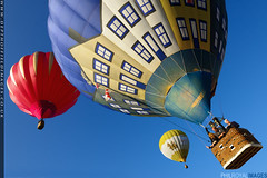 The chase is on (zoomerphil) Tags: blue red house court bristol three fly high balloon flight wave cameron chase trio ashton ibf z120 bibf gcbmk