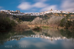 Arcos Reflection - Arcos de la Frontera, Spain (N+C Photo) Tags: world life old travel sky espaa white holiday reflection history tourism blanco water architecture clouds rural speed photography town photo spain arquitectura agua nikon europe long exposure mediterranean village slow image earth explorer pueblo culture medieval andalucia structure cliffs best architectural historic adventure explore spanish filter cielo nubes nd shutter cadiz nikkor dslr andalusia learn architectuur global reflejos density iberia discover espaol d800 arcos andaluz neutral reconquista delafrontera 1635f40