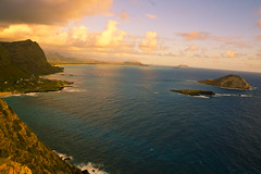 Rabbit Island (raven nawpar) Tags: ocean sea rabbit water island waves makapuu
