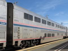 Amtrak 32016 Superliner Sleeper (zargoman) Tags: railroad travel train rail amtrak transportation passenger edmonds superliner