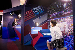 "Special Program: ""CNN Politics Campaign 2016: Like, Share, Elect"""