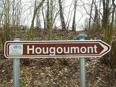 Hougoumont (Boffin PC) Tags: belgium landmark waterloo signpost lt landmarktrust napoleonic boffin hougoumont