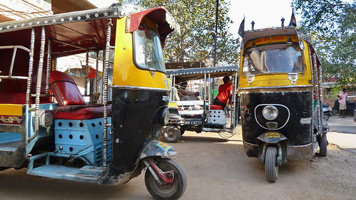India - Rajasthan - Jodhpur - Auto Rickshaws - 22