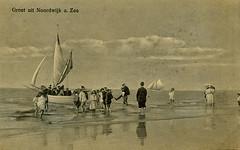 1053 - PC Noordwijk ZH (Steenvoorde Leen - 2.1 ml views) Tags: history strand boulevard postcards noordwijk kust ansichtkaart noordwijkaanzee badplaats oldcards oudnoordwijk