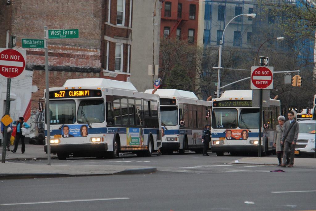 Bx27 (New York City bus)