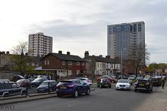 Ewart Road, Seaforth (Liverpool Suburbia) Tags: demolition towerblock sefton seaforth 2016 ewertroad faileddetonation