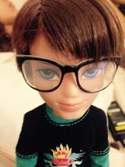 (BratzPVI) Tags: cute glasses doll drew mga bratz mueca koby iden bratzboyz