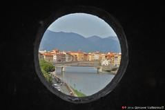 Finestra (Giovanni V.) Tags: italy panorama italia torre it ponte pisa shipyard fortress hdr cittadella gioco fortezza vecchia arsenali