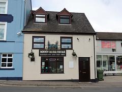 Monnow Bridge Fish Bar, Monnow Street, Monmouth 28 April 2016 (Cold War Warrior Follow Me on Ipernity) Tags: restaurant monmouth takeaway catering fishchips fishbar