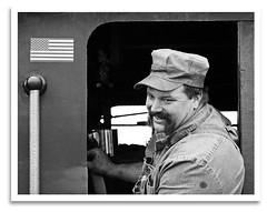 Barney (bogray) Tags: bw train mono nc locomotive spencer engineer steamengine 126 nctm northcarolinatransportationmuseum photocharter lehighvalleycoalcompany havesteamenginewilltravel