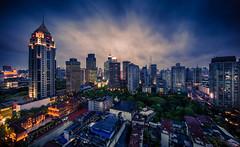(Rob-Shanghai) Tags: leica city skyscraper cityscape view shanghai wide highrise hyatt jinmao wfc xintiandi lowrise puxi hotal m240 andaz cv12mm