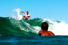 Frederico Mooraiis (simsurf) Tags: ocean blue green nature nikon wave australia surfing queensland billabong snapper coolangatta goldcoast snapperrocks waterhousing aquatech simsurf