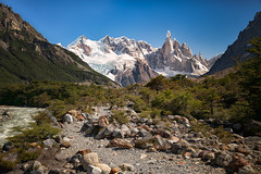 Along the trail to Cerro Torre (alicecahill) Tags: patagonia mountain southamerica argentina landscape trail cerrotorre losglaciaresnationalpark alicecahill