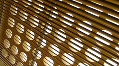 INFINITE GOES ROUND AND ROUND (poppycocqu) Tags: africa lighting light music holiday abstract art love lines yellow contrast circle lights golden lyrics amazing artwork friend bars poetry pattern friendship angle heart coldplay bright quote circles perspective ds piano romance forbidden sphere ap soul round blinds venetianblinds billiards venetian barrier nationaltrust spheres chrismartin affair warwickshire verboten spherical paradiso quotation dontworrybehappy swahili dutchangle hakunamatata noworries lightfitting uptonhouse patriciahighsmith paramour circleoflove billiardsroom peponi banburyshire alexboye affairoftheheart thepriceofsalt thepianoguys appoppy uptonandratley