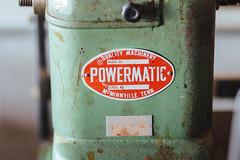 5D3_8260 (JordaanDiYulio) Tags: shop saw drill powermatic