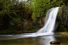Cascade-DSC_7420 (ArnoC.photo) Tags: france macro nature forest nikon eau long exposure sigma paysage 1770 cascade extrieur chute deau fort calme isere rhonealpes whater poselongue d7100