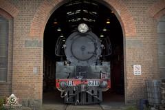 Not Today (R Class Productions) Tags: train victorian victoria class steam r oil depot locomotive hudson burner railways steamrail