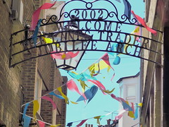 Jubilee Arch (Darren-Holes) Tags: brighton thelanes