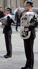 Royal musicians (bokage) Tags: musician soldier uniform sweden stockholm gamlastan oldtown changeofguard bokage