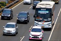 Agra Mas Jetbus (BagusRailfans photo) Tags: bus mercedes benz mas body agra jakarta bis hino aptb transjakarta damri bismania primajasa arimbi