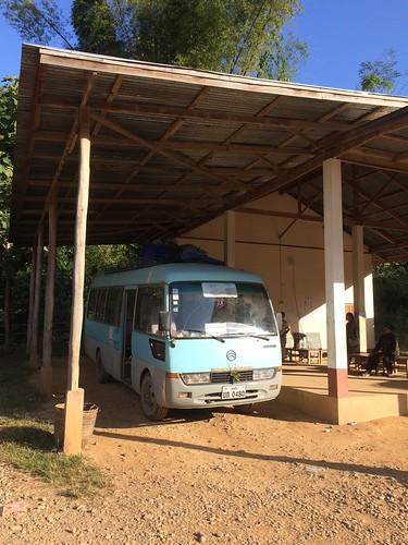 muang khua phongsaly bus