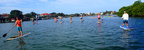 12_31_15  paddleboard kayak tour Lido Key 25