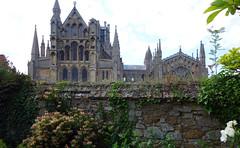 Garden wall, Ely