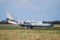 166715 Cessna UC35D US Marines (corrydave) Tags: military shannon biz cessna citation usmarines usmilitary uc35d uc35 166715 5600682