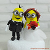 DSC_5433 (Anna Crafts) Tags: wedding cake decoration animation toppers topper minions cakedecoration minion weddingdecoration weddingcaketopper customcaketopper
