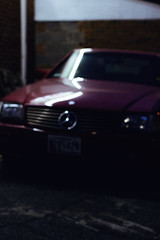 Benzo ([Sharp]) Tags: lighting street light red night canon dark photography mercedes benz dc washington t3i photograoher