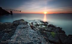 The Time (Pruden Barquin) Tags: longexposure landscape rocks paisaje fotografia rocas silks largaexposicion marcantabrico sedas prudenbarquin