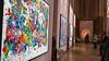 Exposition JonOne, Montpellier (Goce__) Tags: street france art french paint artist gallery montpellier galerie peinture exposition toile artiste jonone