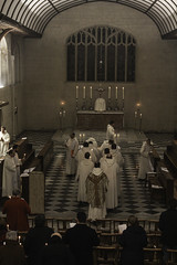 Candlemas in Oxford (Lawrence OP) Tags: dominican oxford blackfriars mass jesuschrist friars presentationofthelord