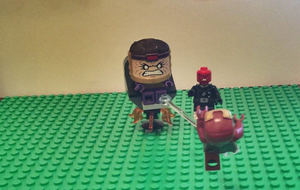 The World's Best Photos of lego and modok - Flickr Hive Mind