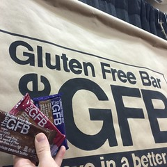 The Gluten Free Bar (Nancy D. Brown) Tags: protein gfb glutenfreebar travelsnack thegfb
