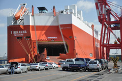 Incheon ferry terminal - 2 (Oleg Doudelzak) Tags: travel ferry port bay nikon ship korea seoul seaport nikond90