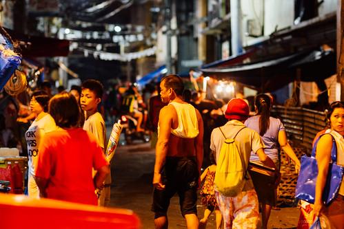 Cebu Night Market, Philippines
