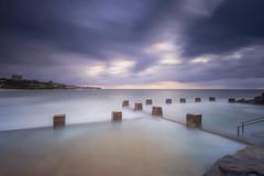 IMG_3086 (fromfoshan) Tags: seascape sunrise landscape long little coogee stopper rockpool exposue