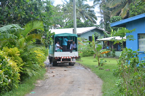 Village Local Bus Fiji