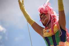 Pegasus (MediumHero6) Tags: orlando mine dancers florida parks dancer disney parade wdw waltdisneyworld performers performer mk magickingdom mainstreetusa fof disneyparks festivaloffantasy