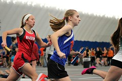 4x200m RELAY (MIKECNY) Tags: race poland competition run highschool runner relay baton indoortrack mechanicville