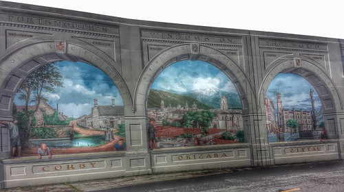 Wonderful Flood Wall Murals  Portsmouth OH (34) Part 8