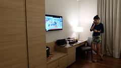 MERANTI HOTEL10 (Rodel Flordeliz) Tags: pool cityscape room romantic date overlooking accomodation quezoncity valnetines affordable merantihotel