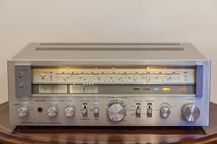 Sony STR-414L AM/FM Program Receiver (1978-79) (AudioClassic) Tags: radio sony retro 1978 amplifier receiver hifi amfm vintagehifi analogueaudio amfmstereotuner audioclassic sonystr414l programreceiver